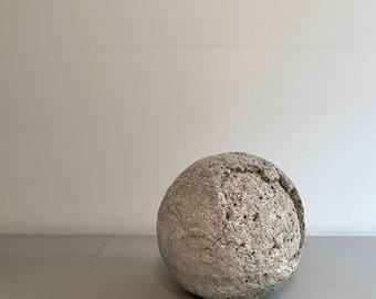 Large Stone Sphere