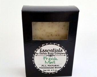 Fresh Mint Essential Soap