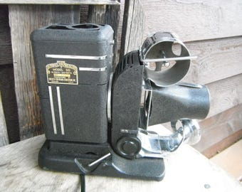 Vintage SVE - Society for Visual Education - Tri Purpose Projector In Case Model DD