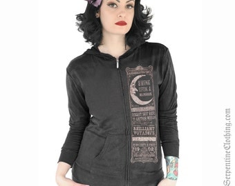 Swing Upon A Moonbeam Women's Hoodie
