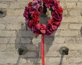 Princess Rose Flower Crown