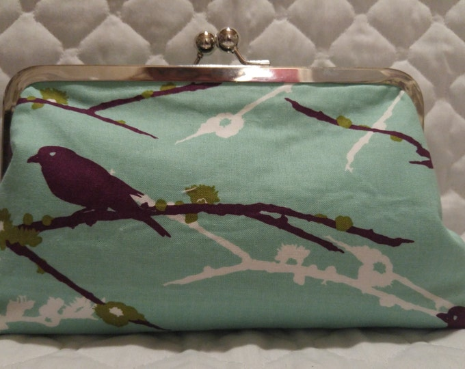 Joel Dewberry Aviary clutch