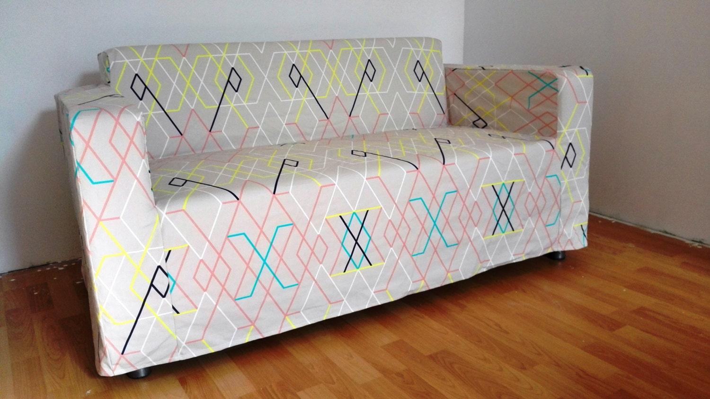 Venta funda para el sof klobo tela de ikea ps 2014 - Telas para cubrir sofa ...