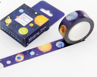 Washi Tape - Masking Tape -Planner Decorative Stickers Tape