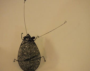 The Mad Artist Smaller Bug Figure