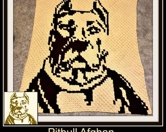 C2C Graph, Pitbull Afghan C2C Graph and Written Word Chart