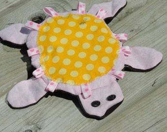 turtle baby plush