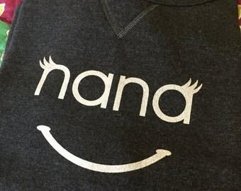 Nana Smile Sweatshirt