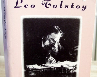 Great Short Works of Leo Tolstoy, Vintage Leo Tolstoy Book, Tolstoy Short Stories, Russian Literature Book, Vintage Paperback Book