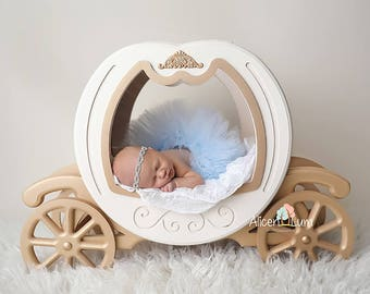 CINDERELLA TUTU SET, Newborn Tutu and Crown, Baby Blue Tutu Set, Newborn Tutu, Baby Tutu, Blue Tutu, Newborn Photo Prop, Baby photo prop