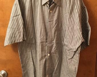 Men's short sleeve shirt by Savene