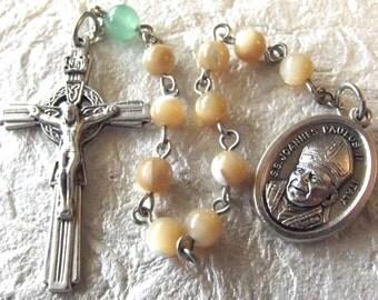 St. JohnPaul II/Our Lady of Czestochowa Rosary