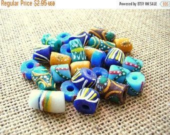 African Trade Bead Lot - 25 Pieces - African Trade Beads