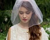 Rush Blusher veil for Steph.
