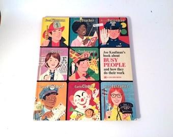 Joe Kaufman's Busy People, 1973