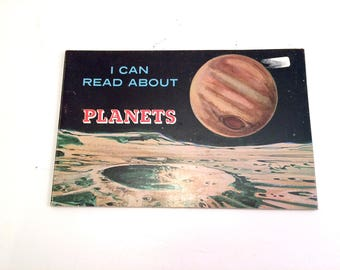 I Can Read About Planets, Darrow Schecter, 1979