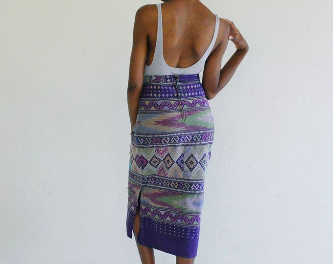 Guatemalan Pencil Skirt