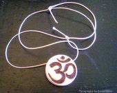 Om Cedar Pendant Necklace/Jewellery