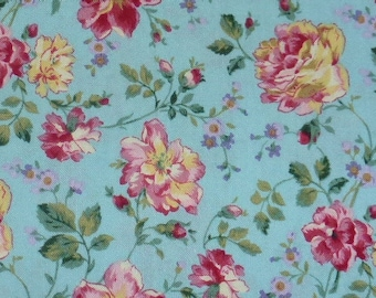 2 1/2 Yards of Quality Quilt Cotton Fabric by Fabric Traditions  Dated 2003