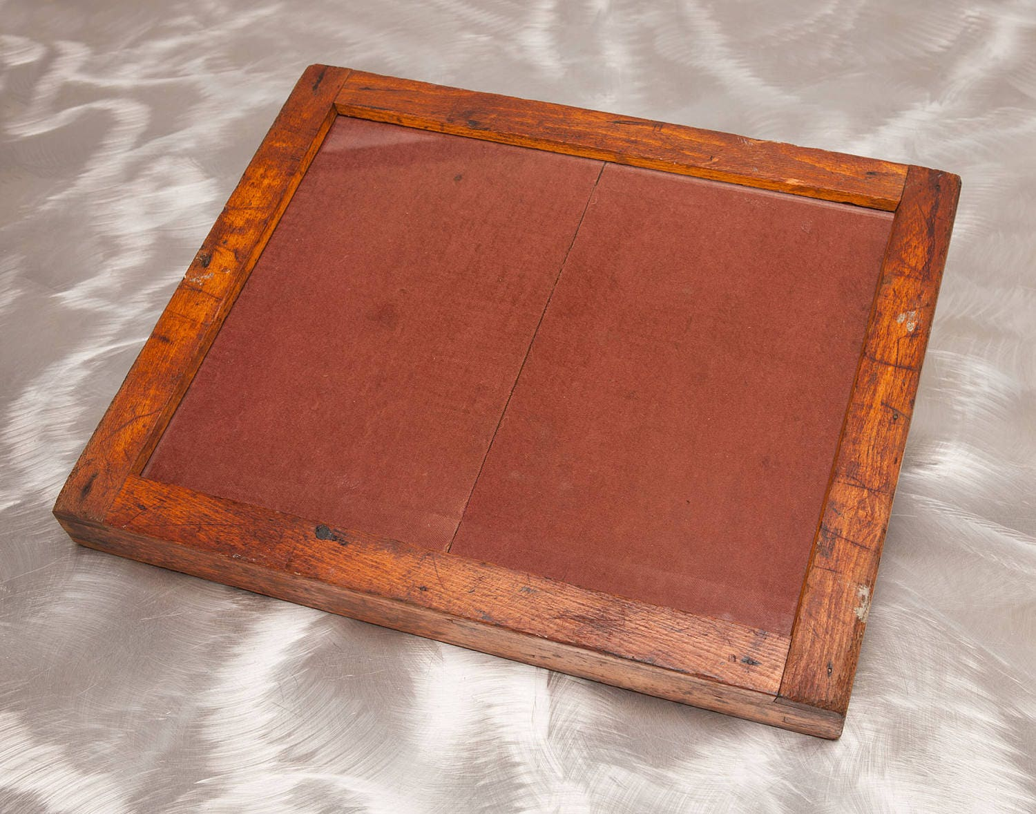 Vintage 1890\'s Wood Contact Printing Frame - CENTURY - Large 11x14 ...