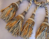 Antique French Tassels . ...