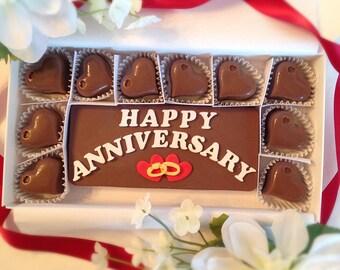 Anniversary Chocolates - Anniversary Gift