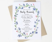 35 Baby Shower Invitations