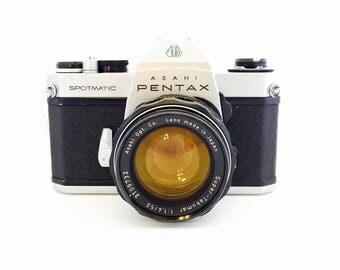 Pentax SpotMatic SPII
