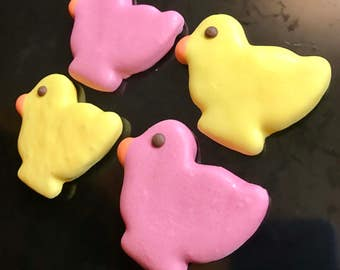 Gourmet Dog Treats - Chicks Easter Spring