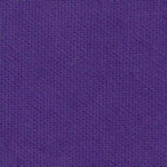 High Quality Fabric Finders Purple Pique