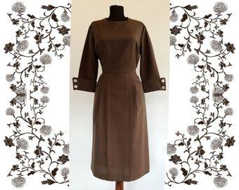 1950's Vintage Deadstock NOS Dress