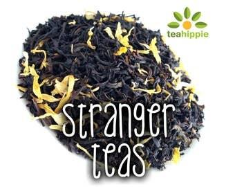 50g Stranger Teas - Loose Black Tea (Stranger Things Inspired)