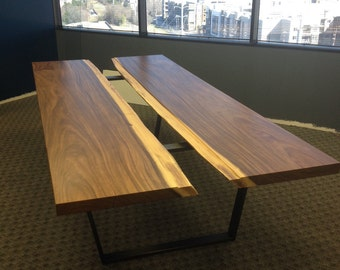 Modern contemporary conference table