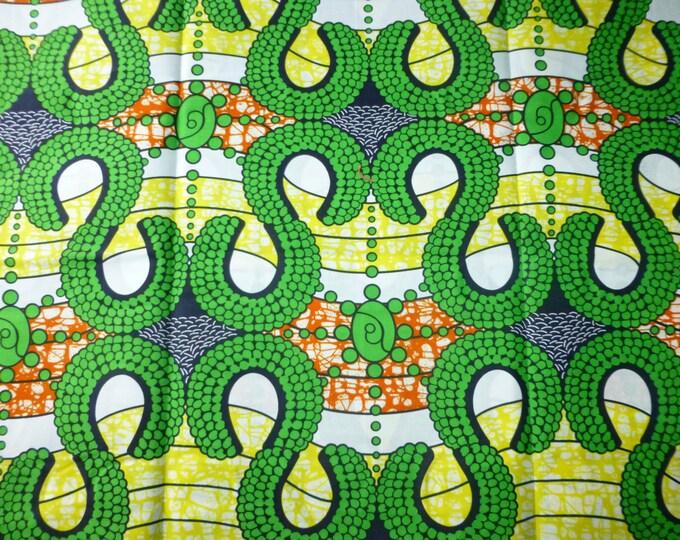 Super Wax Print African 100% Cotton Fabrics Kitenge/Chitenge/Lapa/Kikwembe Sold By The Yard 152325780550