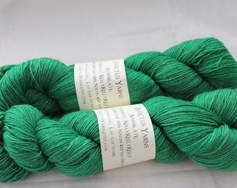 KellyKellyKelly Assimilate Merino/Yak/Nylon fingering weight sock yarn