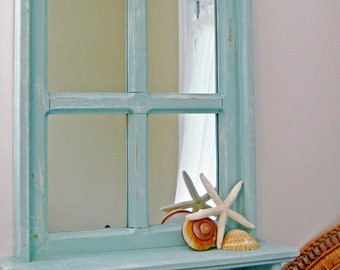 rustic blue mirror blue rustic mirror vanity mirror frame rustic mirror vanity mirrors rustic mirrors large