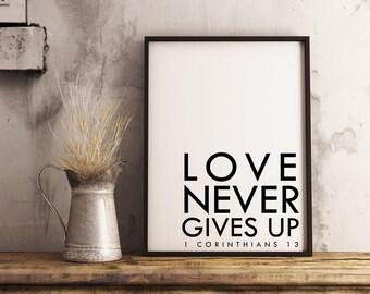 Wedding Corinthians  Love Frame