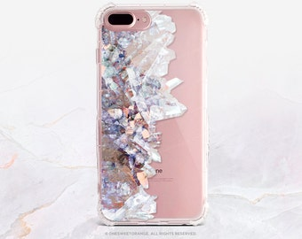 iPhone 7 Case Crystals Clear GRIP Rubber Case iPhone 7 Plus Clear Case iPhone 6 Case iPhone 6S Case iPhone SE Case Samsung S7 Edge U216