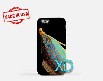 Tropical Fish iPhone Case, Ocean Life iPhone Case, Fish iPhone 8 Case, iPhone 6s Case, iPhone 7 Case, Phone Case, iPhone X Case, SE Case