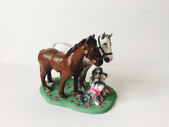 Harness Racing Wedding Cake Toppers