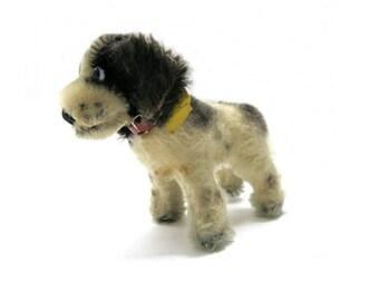 Steiff Cocki Cocker Spaniel Vintage Mohair dog / 1968 - 1976