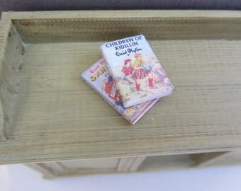 2 old childrens books