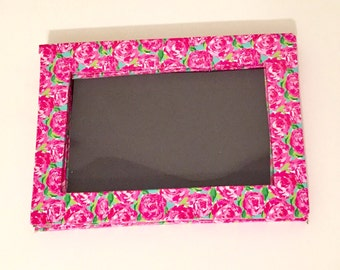 Pink First Impressions Roses Lilly Inspired Magnetized Makeup Palette, small medium
