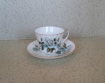 Royal Kendall Bone China Cup and Saucer