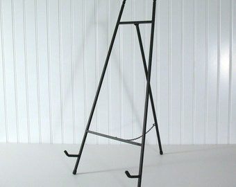 5 7 9 BLACK / WHITE WOOD Table Top Easels