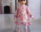 Mini Maru, Minouche ou Little Darling : robe et sous-pull