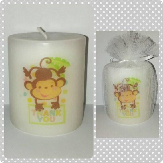 Monkey baby shower monkey baby shower decorations monkey - Monkey baby shower favors ideas ...