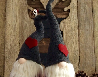 "Scandinavian Tomte ""Ollie"" Nordic Nisse Woodland Gnome decoration"