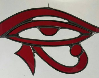 Stained Glass Eye Of Horus