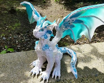 Custom Dragon Sculpture Made to Order